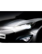 Светодиодный автосвет современного автомобиля